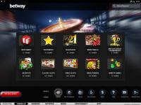 betway casino accueil